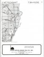 Map Image 022, Kenosha and Racine Counties 1986